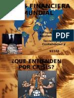 Crisis Financier A Mundial