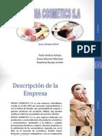 Spadia Cosmetics Actual