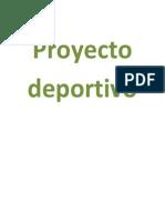 proyectodeportivo