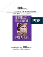 Alcott,Louisa M.el Estandarte de Beaumanoir