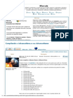 BRarcade __ Exibir tópico - Compilando o AdvanceMenu e ou AdvanceMame