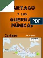 Cartago y Guerra s Punic As