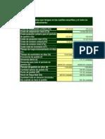 Excel de Calculo de Gestion de Inventarios