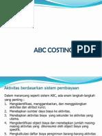03 - ABC Costing Intrd