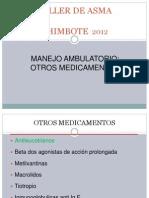 2012 4 Taller de Asma Otras Medicaciones Verdader