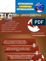 Tlc Union Europea Derecho Inteligencia