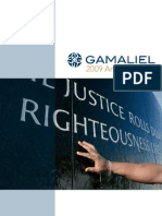Gamaliel 2009 Annual Report