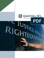 Gamaliel 2009 Annual Report