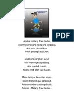 Lirik lagu Aduhai malang Pak Kaduk.docx