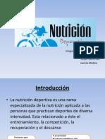 nutricion deportiva Fisiooo