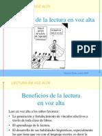Lectura en Voz Alta