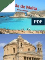 La isla de Malta. Manuel Mustafa