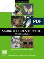 Saving the Flagship Species of North-East Asia