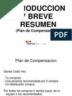Plan Compesación simplificado  eCosway