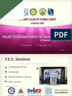 YES Seminar.pptx