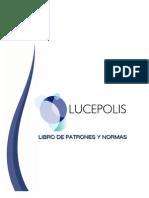 Libro de Patrones y Normas Lucepolis- 31ene12