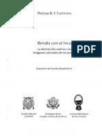 Cummins Thomas_X_Bebida Colonial e Iconografia de Los Queros_Brindis Con El Inca
