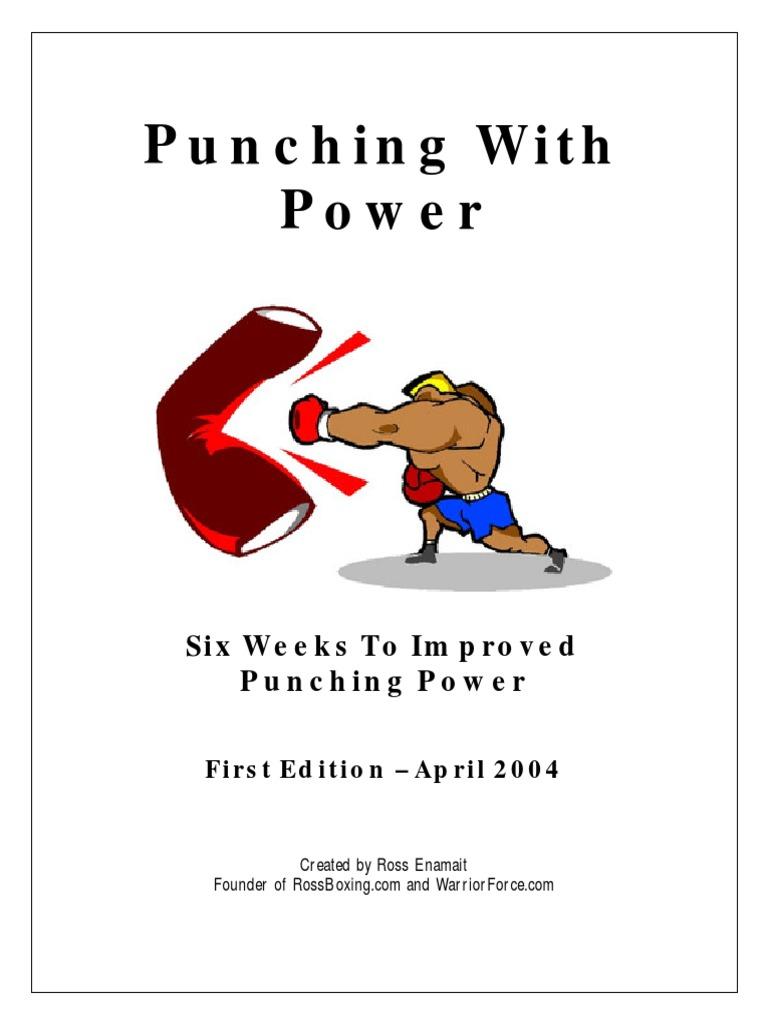 ross enamait  punching with power 1
