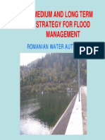 National Strategy for Flood Defence Romania