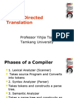 052-SyntaxDirectedTranslation.ppt