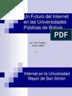 vargas l , franz - un futuro del internet en las universidades pblicas