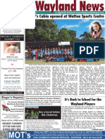 The Wayland News November 2013