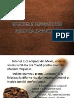 PP Efectele Fumatului (1)