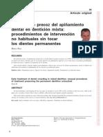 tratamiento precoz del apiñamiento dental.pdf