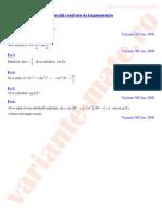 trigonometrie-rezolvate