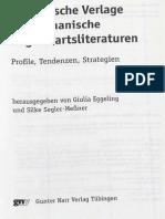 2003-Der Fall Houellebecq. Zu Form...Eraturskandals Sw