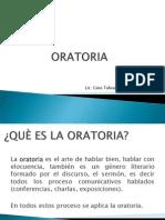 ORATORIA
