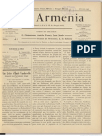 Pro Armenia 25 april 1901