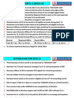 ACTION PLAN FOR Q -1 (2013-14.pptx