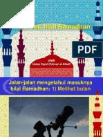 Mencari Hilal Ramadan.ppt