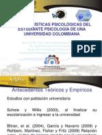 Estudiante de Psicologia Colombia