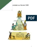 Sociedade no Século XIII