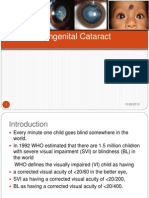 Congenital Cataract.pptx