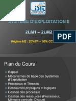 Système d'exploitation II_IsitCom