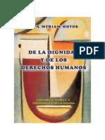 De La Dignidad y de Los Derecho - Liva Miriam Hoyos2