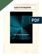 Conceptos de Electromagnetismo