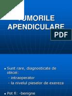 1.Curs Tumori apendiculare - Dr. Badiu.ppt