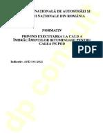 And 546 -99 Ex La Cald Imbr Bit Ptr Calea Pe Pod