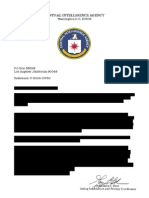 Leaked Unbelievable New CIA Document