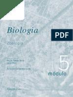APOSTILA DE BIOLOGIA - ZOOLOGIA - MÓDULO 05 - USP