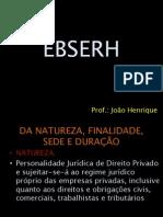 EBSERH 2