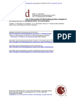 2008 Re-Evaluation of the Role of the Protein S-C4b Binding Protein Complex in Activated Proetin C-Catalyzed FactorVa-Inactivation