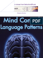 Dantalion Jones - J. K. Ellis-Mind Control Language Patterns-Mind Control Publishing(2008)
