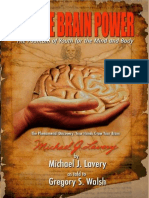 Whole Brain Power Michael Lavery
