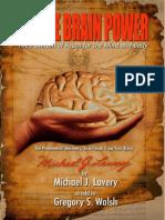Whole Brain Power Michael Lavery