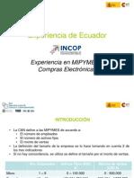 Experiencias Ecuador PYMES